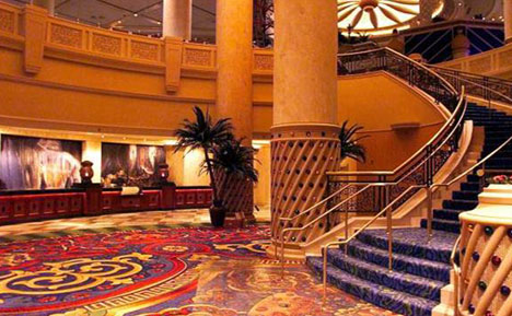 Aladdin casino and hotel in las vegas nevada i want to stop gambling
